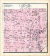 Seventy Six Township, Keokuk Lake, Muscatine County 1874